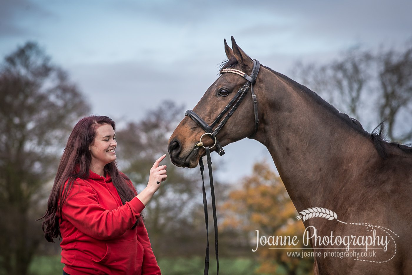 Equine Photoshoot Woodford