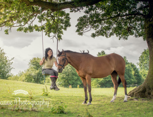 Horse photoshoot Cheshire