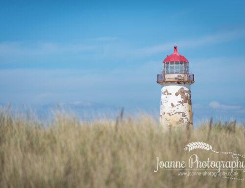 Talacre Beach Photoshoot