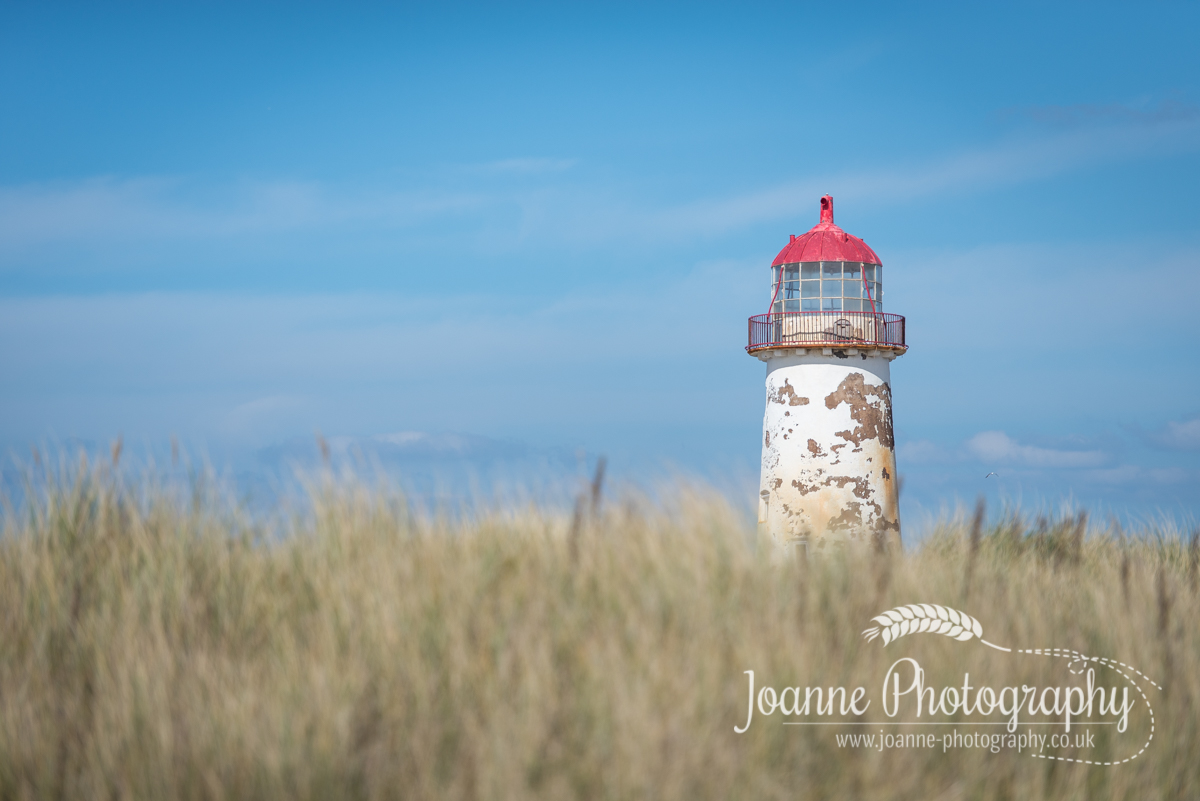 Talacre Beach Light House