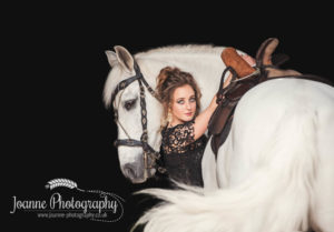 Glamour Horse Photography