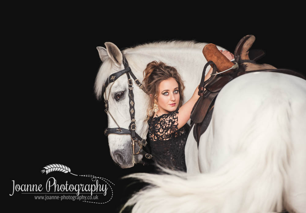 Glamour Horse Photography