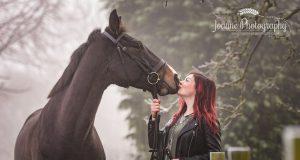 Horse Portrait Megan
