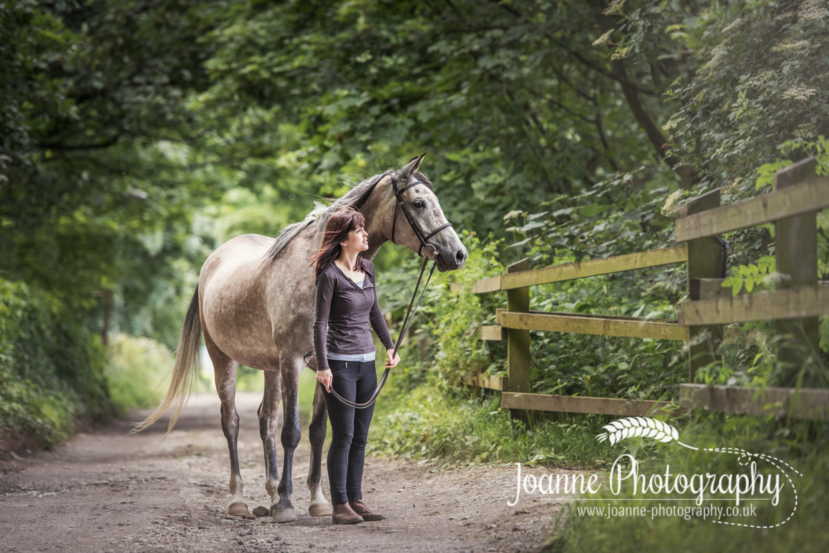 Peak District Horse Photography