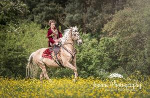 Side Saddle Riding