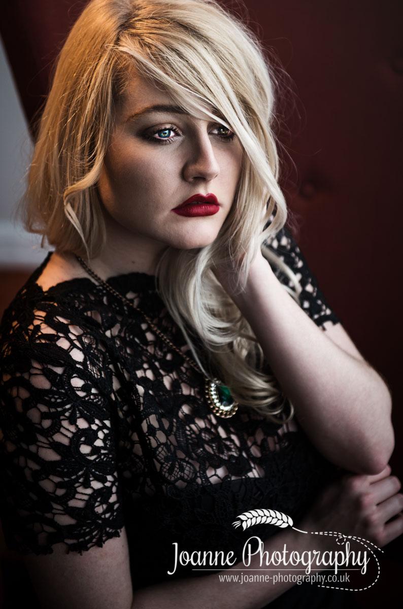 Woman Portrait Stockport