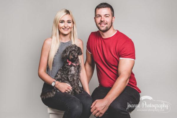couple-and-small-dog