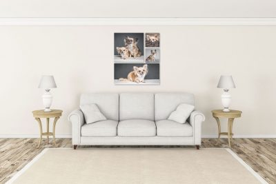Wall art - Luxury experience