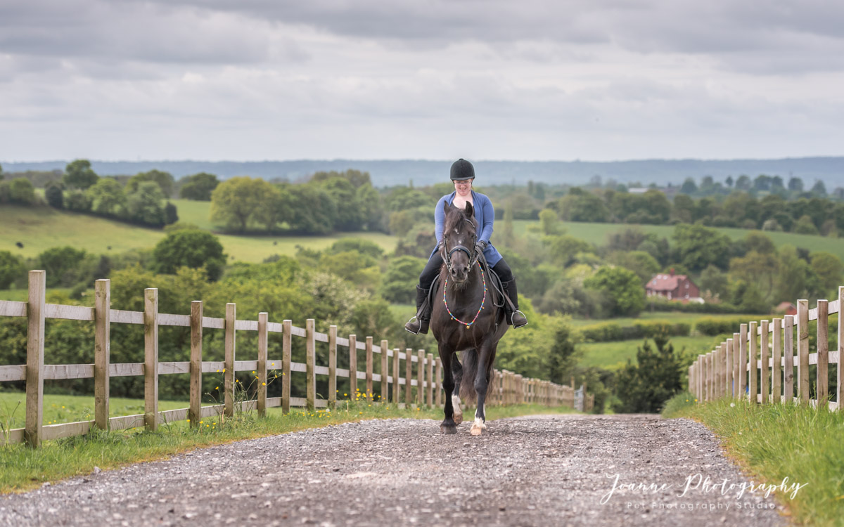 Horse Rider Photoshoot Merseyside